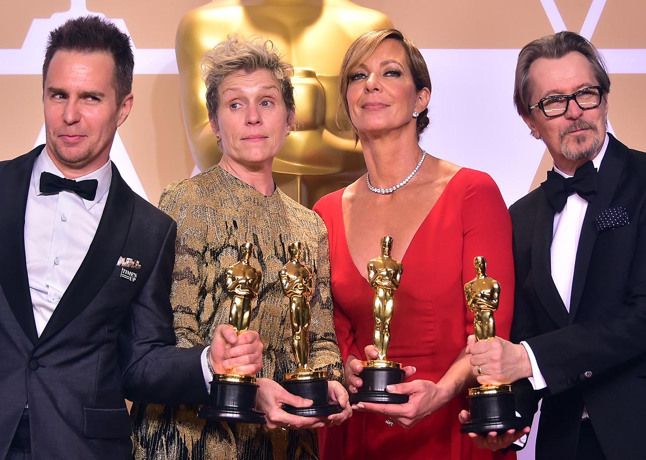 Bilder von den Oscars