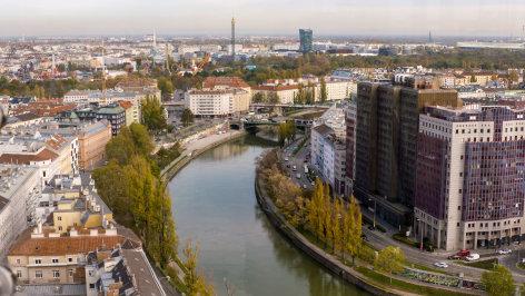 Wiener Wässer  Der Donaukanal (2/3)