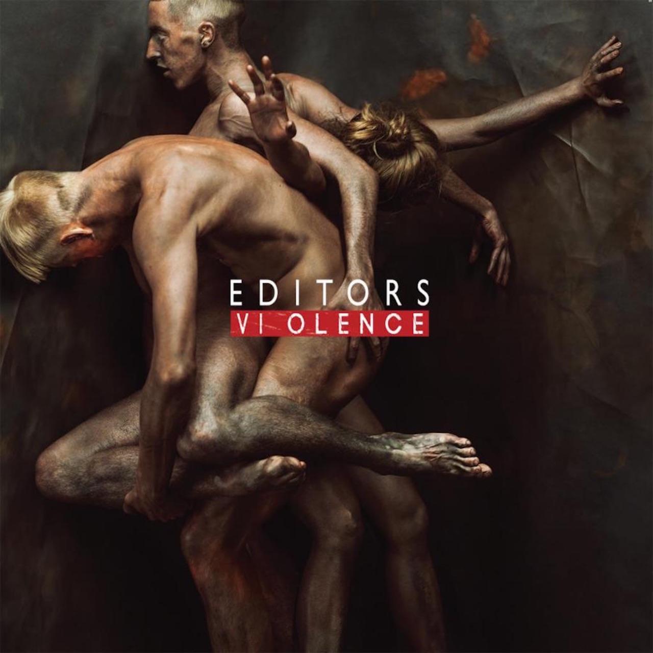 "Editors Cover Album ""Violence"""