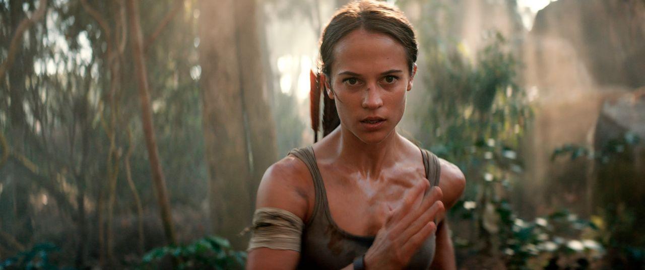 Filmstill: Tomb Raider