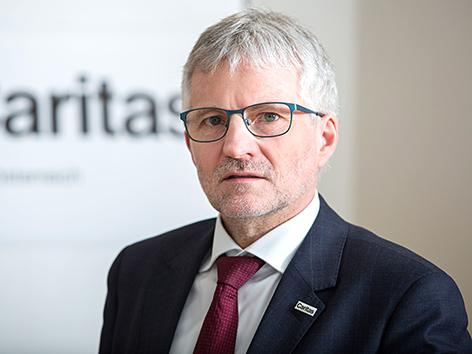 Caritas-OÖ-Direktor Franz Kehrer