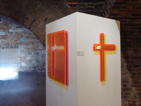 """Bilder der Ausstellung """"CRUX"""""""