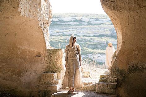 "Szene aus ""Maria Magdalena"""
