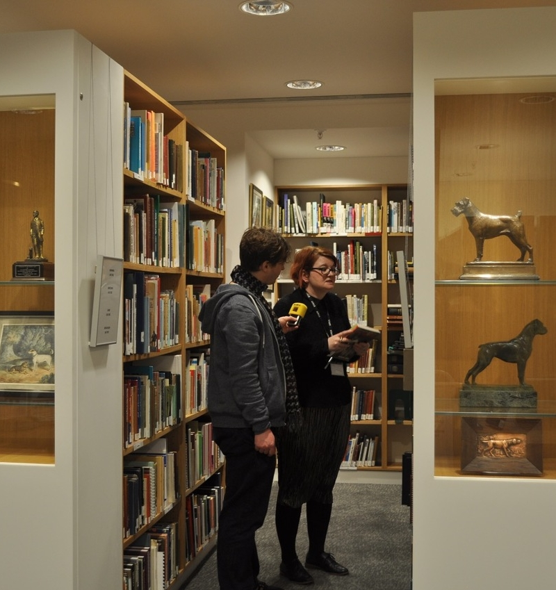 Searching for books @ Kennel Club