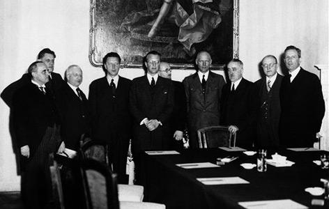 Die neue Regierung Seyss-Inquart