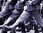 Einmarsch der deutschen Truppen