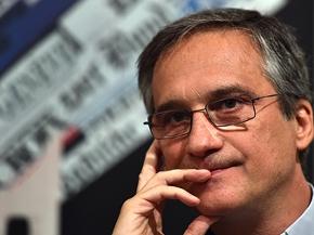 Der zurückgetretene Mediendirektor des Vatikans, Dario Vigano