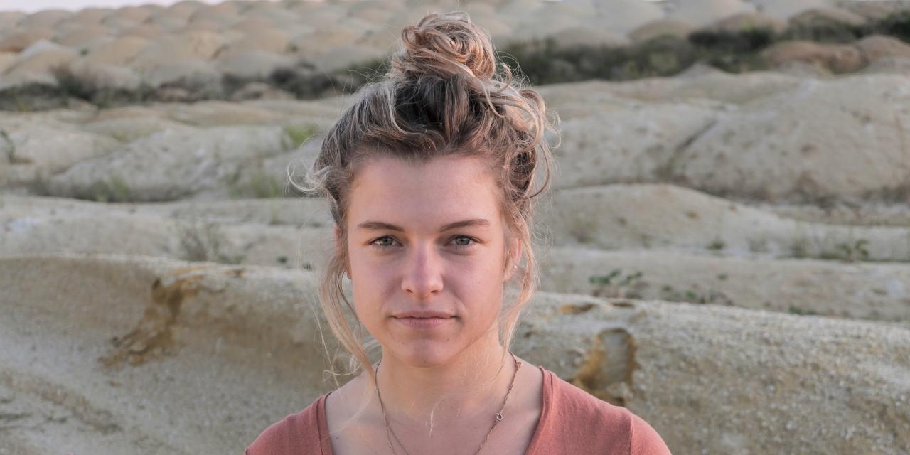 Portraitfoto der österreichischen Autorin Marie Gamillscheg