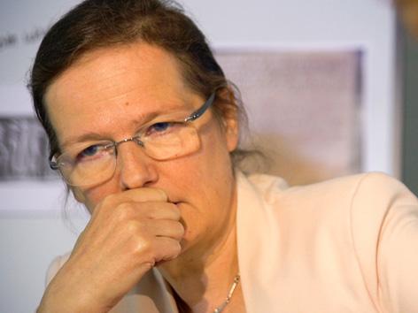 Marjo Korpel, Professorin für das Alte Testament an der Protestantischen Theologischen Universität in Amsterdam und Groningen