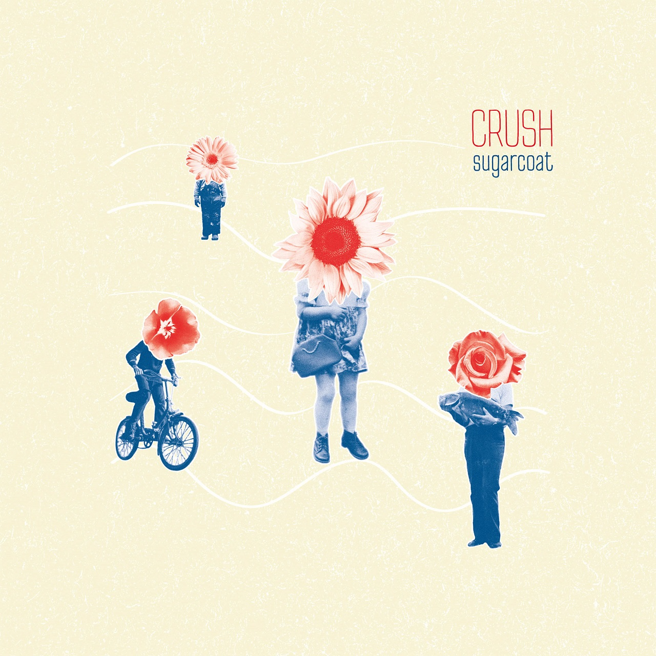"Crush Cover Album ""Sugarcoat"""
