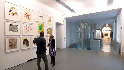 Aus dem Rahmen  Das neue Dommuseum