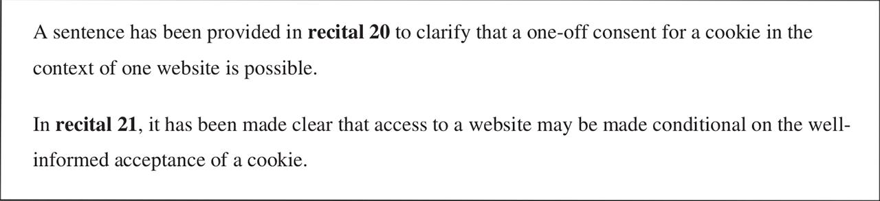 E-Privacy Verordnung Bulgarien