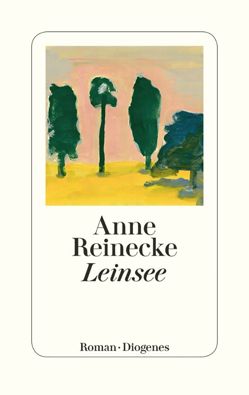 """Cover """"Leinsee"""""""