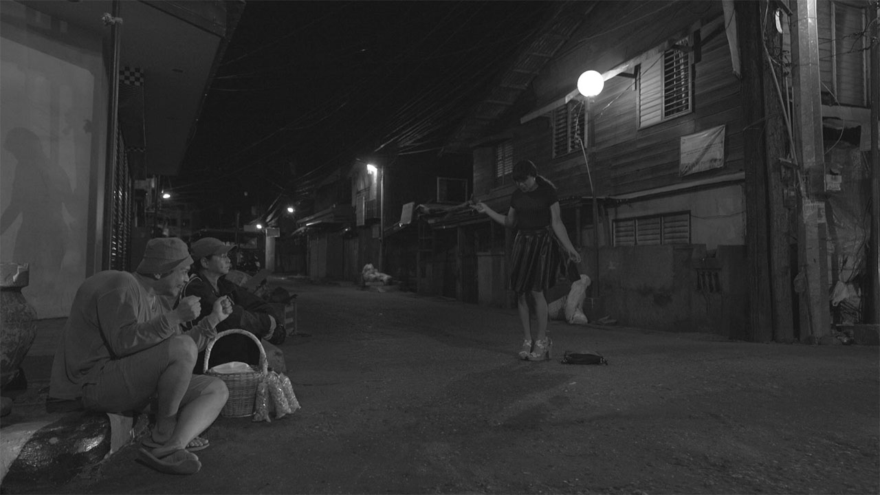 "Szenen aus dem Film ""The Woman Who Left"" von Lav Diaz"