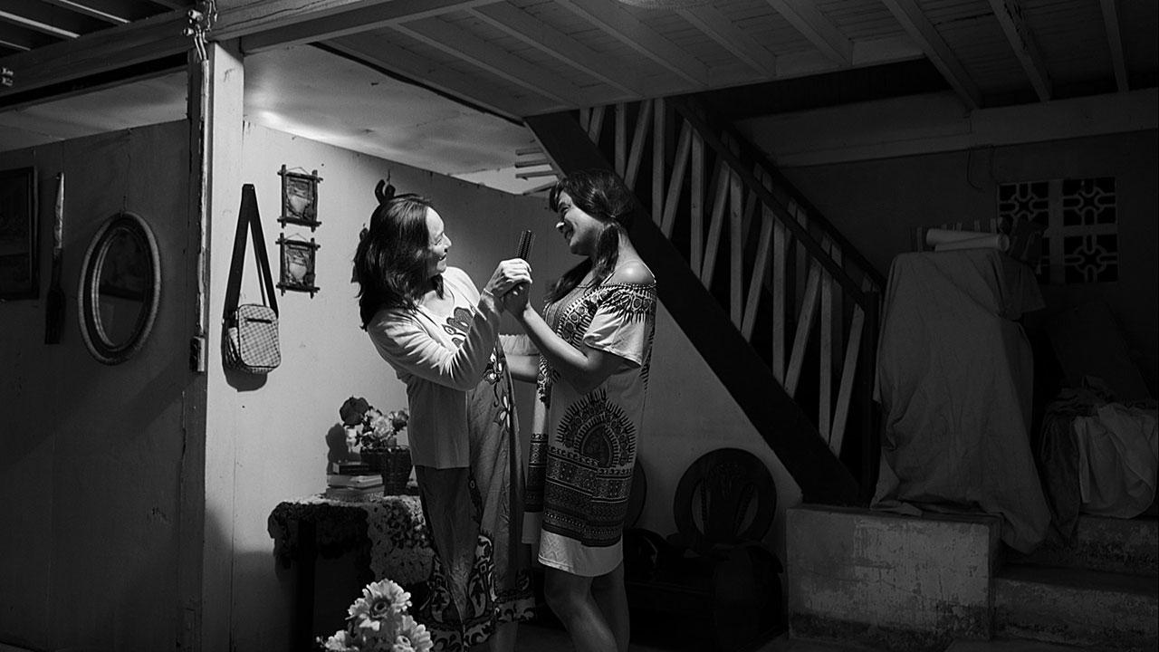 """Szenen aus dem Film """"The Woman Who Left"""" von Lav Diaz"""