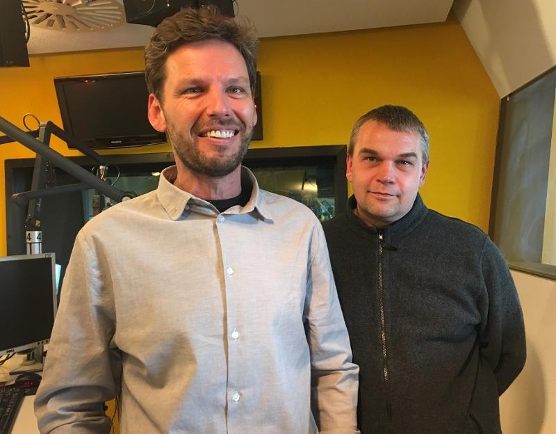 Stefan Wolyniec und Martin Bauer (Bushplanet)