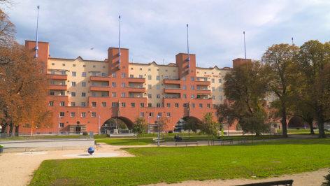 Der Gemeindebau  Eine Institution schreibt Geschichte