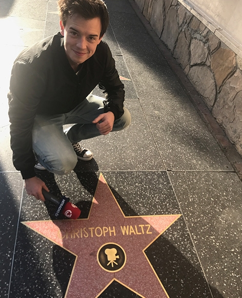 Walk of Fame Philipp Hansa