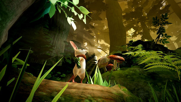 """Niedliches VR-Abenteuer """"Moss"""""""