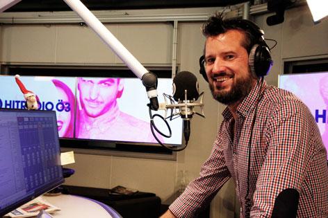Ö3-Marketingleiter Wolfgang Pfleger