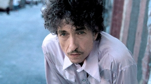 Bob Dylan lächelt