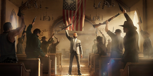 Screenshot des Spiels Far Cry 5