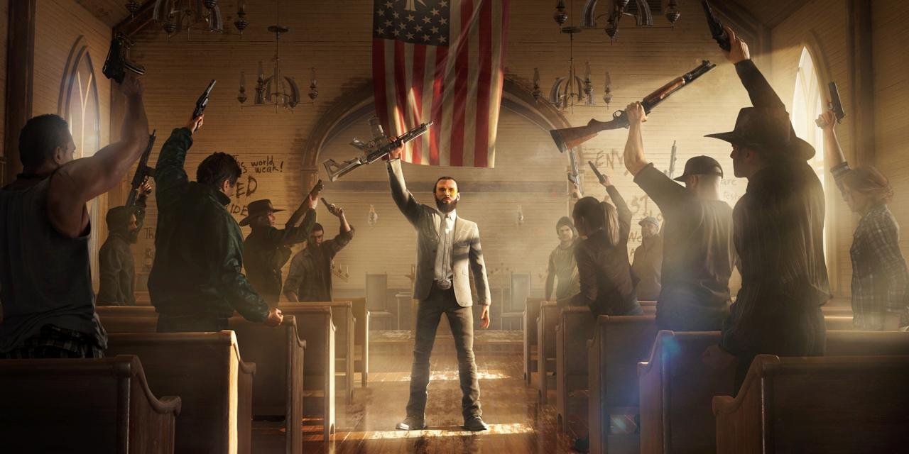 Screenshot des Spiels Far Cry 5