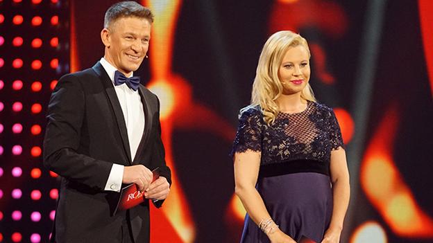 Andi Knoll und Katharina Strasser Romy Verleihung 2018