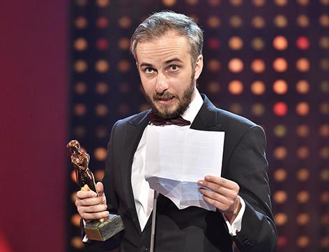 Jan Böhmermann Romy Verleihung 2018
