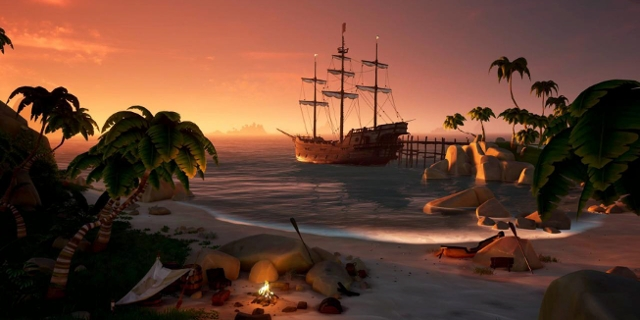 Screenshot des Spieles Sea of Thieves