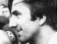 Rudi Dutschke bei einer Demonstration knapp vor dem Attentat