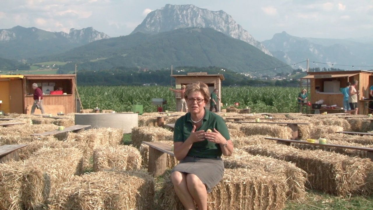 """Filmstill """"Der Bauer zu Nathal"""""""