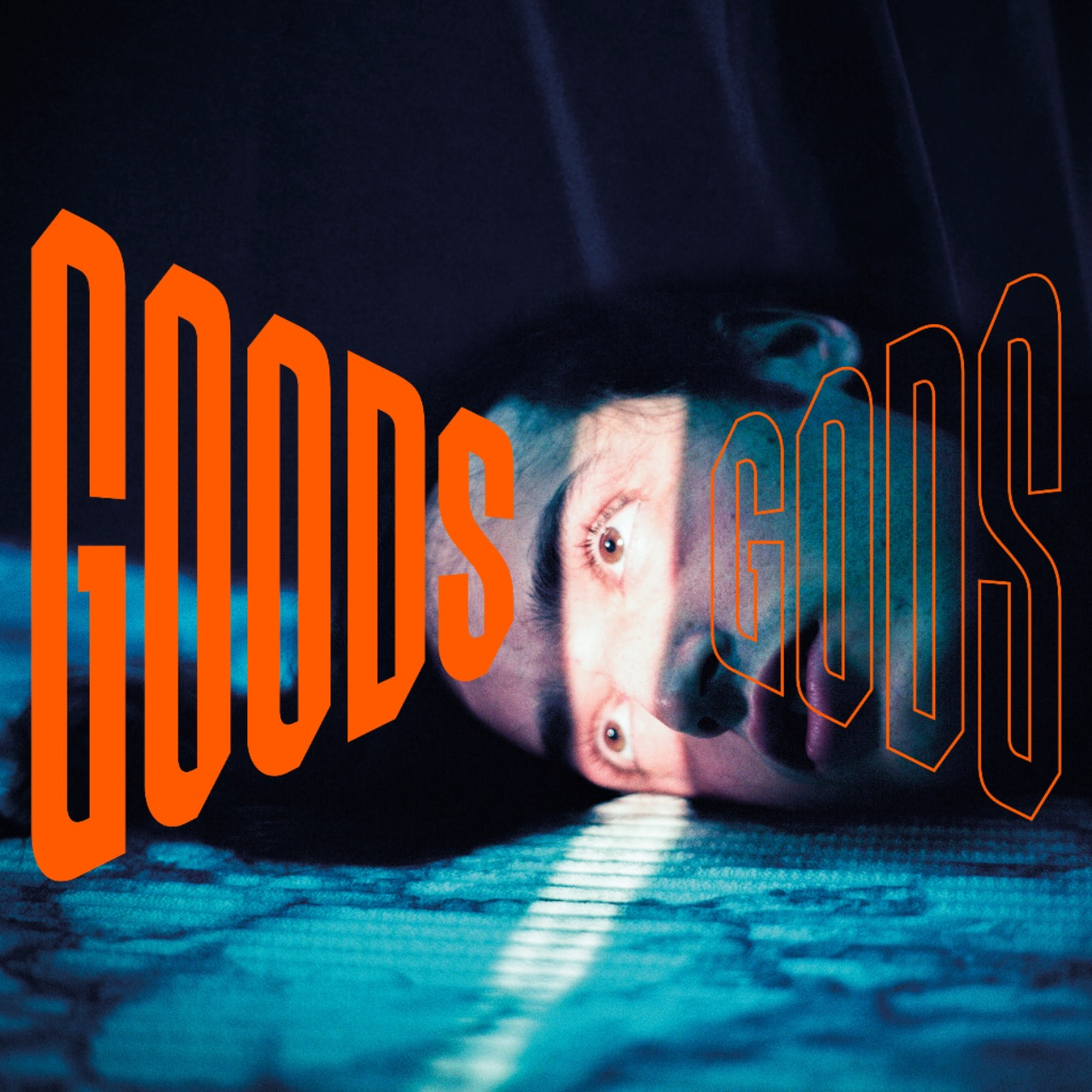 "Cover ""Goods / Gods"" Hearts Hearts"