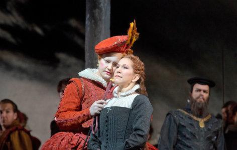 Maria Stuarda  Metropolitan Opera New York 2013