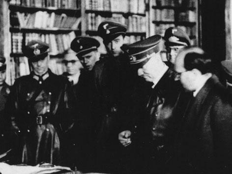Adolf Hitler in St. Florian