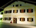 Das Geburtshaus von Papst Benedikt XVI. in Marktl am Inn (Oberbayern)