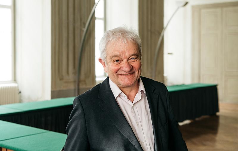 Nobelpreisträger Paul Nurse an der Akademie der Wissenschaften
