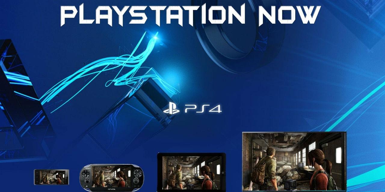 PlayStation Now Screenshot des Abo Dienstes