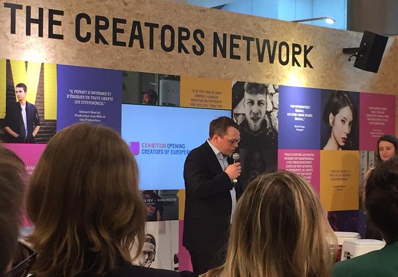 The creators network