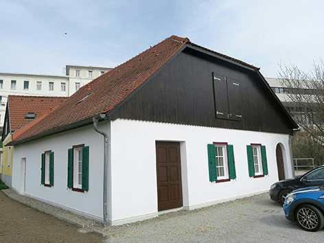 Das Vinzi-Hospiz in Graz