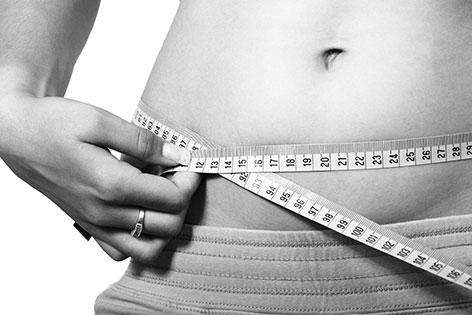 Körper / Gewicht / Messband