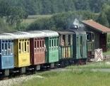 Eine Landpartie mit der Bahn
