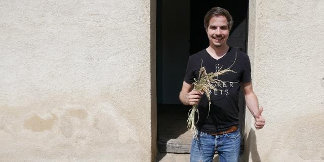 """Bilder aus der Reisfarm """"Österreis"""""""