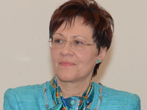 Gerda Schaffelhofer, Präsidentin der Katholischen Aktion