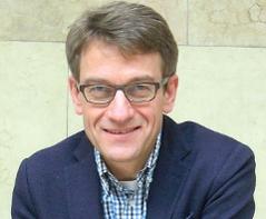 Thomas Prügl, Professor für Kirchengeschichte an der Universität Wien