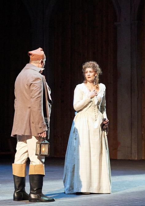 Aus der Wiener Staatsoper: Andrea Chénier