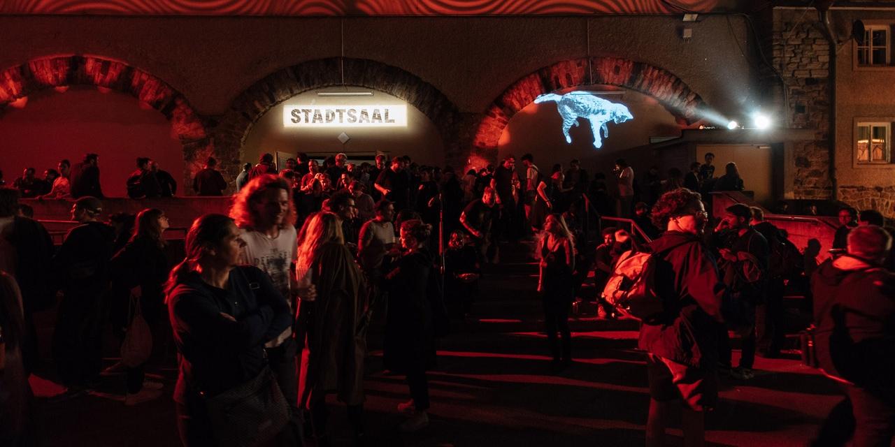 Bilder vom Donaufestival in Krems