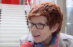 Demenzaktivistin Helga Rohra
