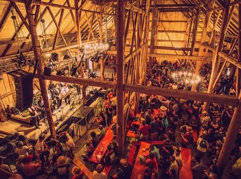 Woodstock der Blasmusik Leitner Stadl