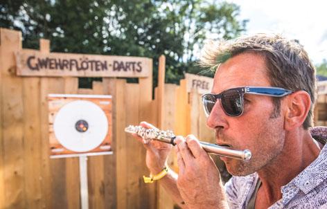 Woodstock der Blasmusik Woodgames